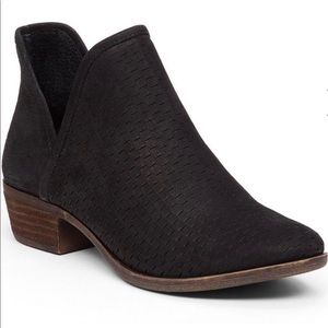 Lucky Brand Baley Suede Bootie